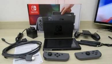 Nintendo Grey Console