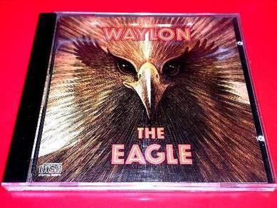 WAYLON JENNINGS - THE EAGLE Cd