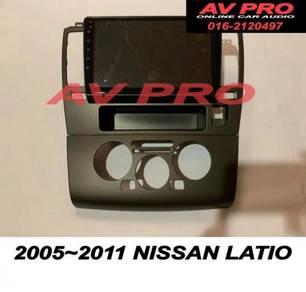 2005~11 NISSAN LATIO 10