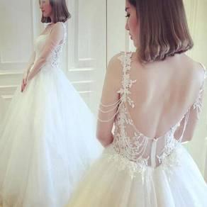 Prom wedding bridal bridesmaid dress gown RB0153
