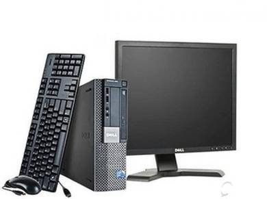 Pc full set dell 960