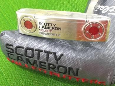 MY Golf - Scotty Cameron Newport 2 Putter - 2016