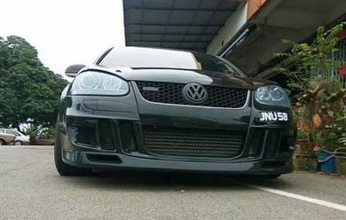 Volkswagen Golf mk5 alpil Bumper Body kit Bodykit