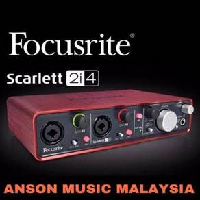 Focusrite Scarlett 2i4(2nd Gen)USB Audio Interface