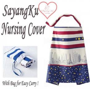 Breast feeding / nursing cover 09