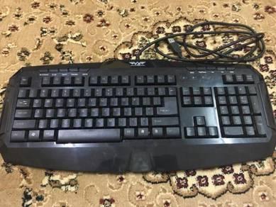 Armageddon Keyboard