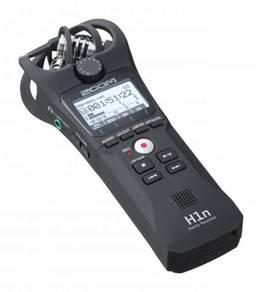 Zoom h1n Audio Recorder