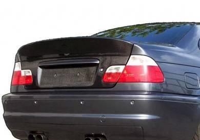 BMW 3Series E46 CSL Carbon Fiber Trunk (Rear Boot)