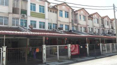 Townhouse (Ground Floor), Desa Titi Panjang, Bukit Mertajam