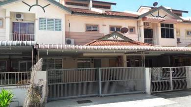2 storey terrace (Fully), Taman Seri Impian, Bukit Mertajam