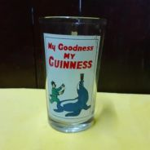 EEQ gelas antik My Guinness Stout glass A