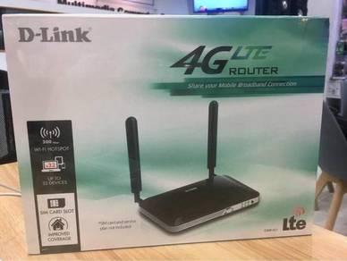 D-Link 4G LTE Router