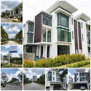 Fera Twinvilla 3 Storey Semi - Detached Villa Presint 8,Putrajaya