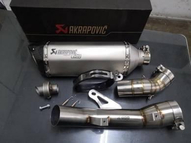 Kawasaki z900 ekzos exhaust system