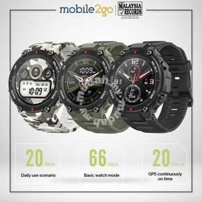 Amazfit T Rex Smartwatch (Global Version)