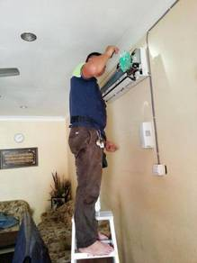 Aircond services located Shah Alam, Puncak Alam