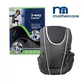 Mothercare 3 way carrier