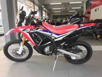 HONDA CRF 250 RLA RALLY (new) REBATE