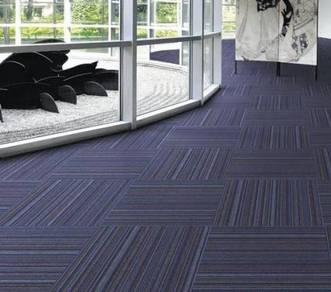 Dark blue Carpet tile for great offer