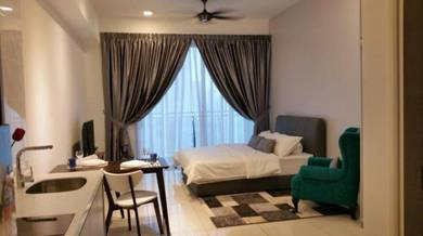 Nadi Bangsar studio with unlimited high speed internet for rent
