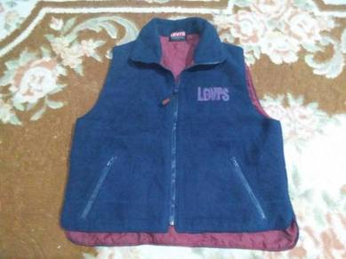 Levis vest jacket size 140 for kids