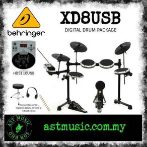 Behringer xd8usb electronic drum XD8-USB