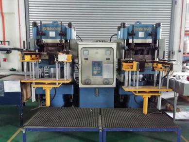Hot Press Machine For Silicone and Rubber
