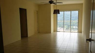 Lakeview apartment selayang batu caves