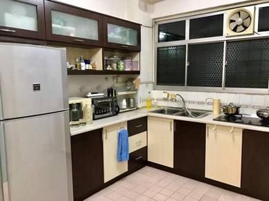 Petaling Indah Condominium , Furnished ID Design