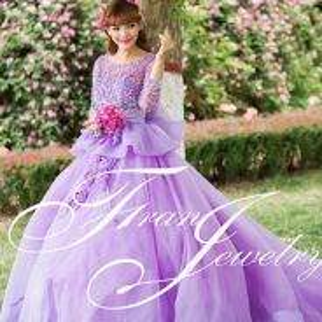 Purple wedding bridal prom dress gown RB0481