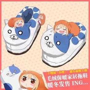 Anime Umaru indoor slipper