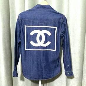 GU Chanel Denim