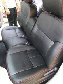 Perodua Alza Semi Leather Seat Cover Cushion