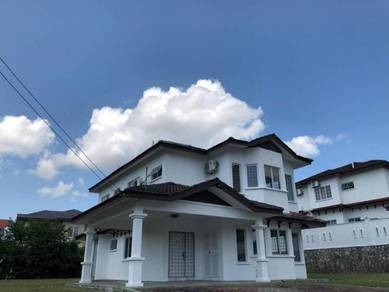 Seremban2 Rasah Kemayan End Lot Double Storey Bungalow For Sale