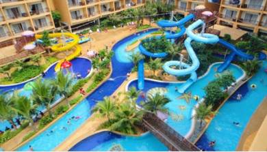 Gold coast morib 3-room apartment public holiday