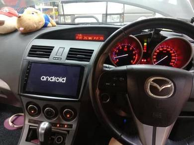"Mazda 3 2010 9""android player"
