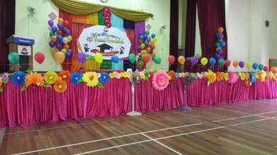 Stage Balloon Deco 00610