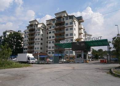 King Height Apartment at Bandar Meru Raya