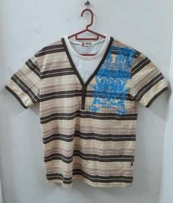 Nice Stripe Tee / T-shirt