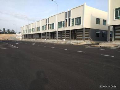 New 2-Storey Shop Lot, Taman Juasseh Sentosa, Juasseh Kuala Pilah