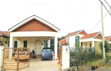 Semi-D Single Storey House, Taman Idaman, Jitra, Kedah