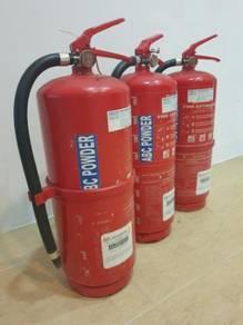 9Kg fire extinguisher abc powder