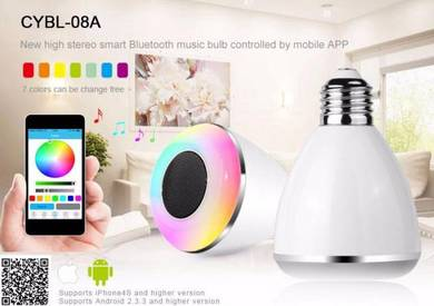 2016 Developed Bluetooth Led Bulb CYBL08A