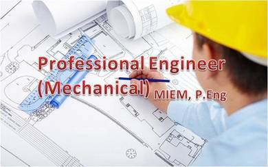 Endorsement for Professional Engineer (Mechanical)