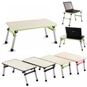 Meja lipat foldable laptop table 10