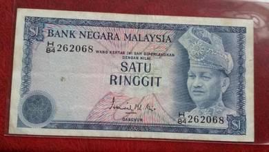 RM1 Ismail Mohd Ali 3rd H/84 262068