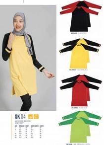 Baju Muslimah kod SK04 Tempahan Pukal