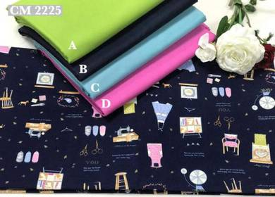 Kain Cotton High Quality & Murah CM2223-25