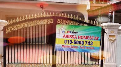 Arissa Homestay di Rasah / Seremban