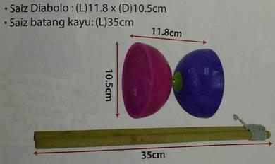 Colourfull Diabola (PJ)